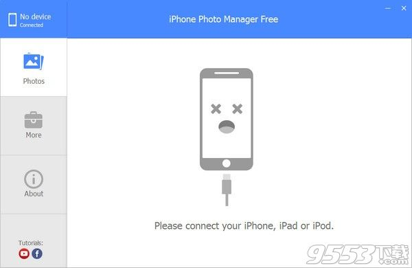 iPhone Photo Manager Free(图形传输工具)